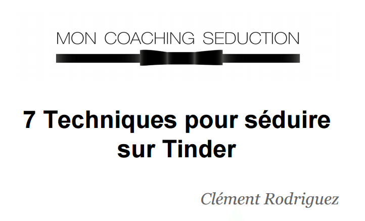 newsletter - tinder