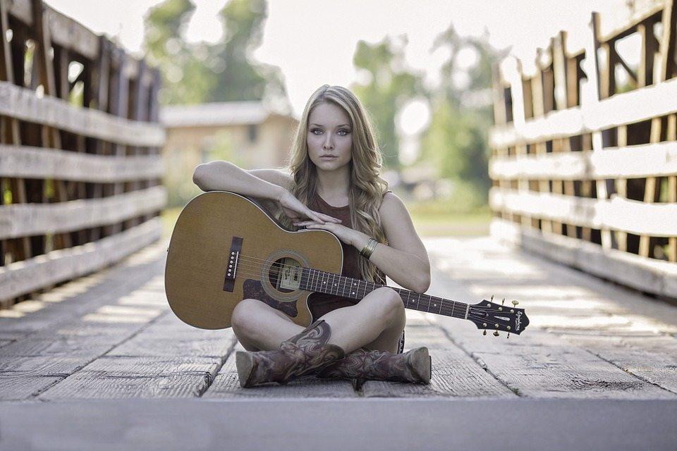 séduire à la guitare
