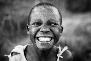 principe - sourire