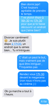 comprendre la perte de l'interaction