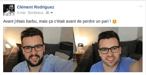 créer un bon profil facebook