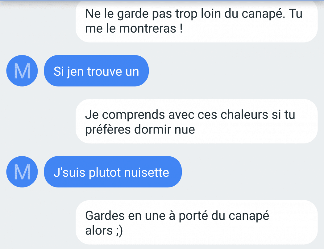 comment flirter quand on est timide