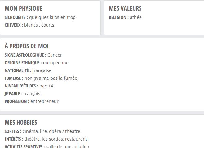 Créer un profil sur Meetic: Les choix essentiels