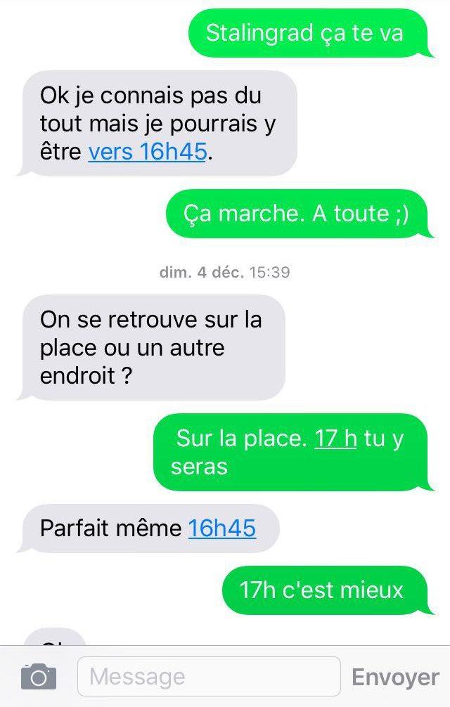 Du 1er SMS au Rendez-vous avec la fille sans effort