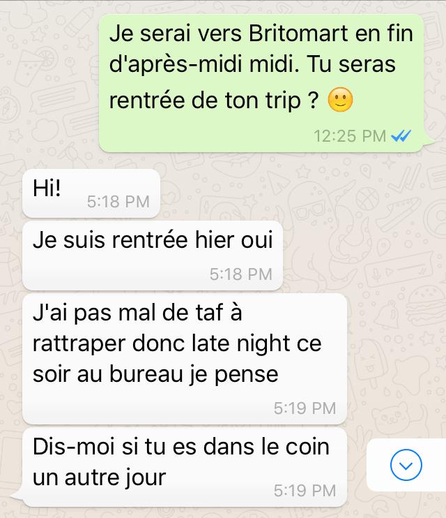 SMS : Comment savoir si elle est intéressée sans être un expert