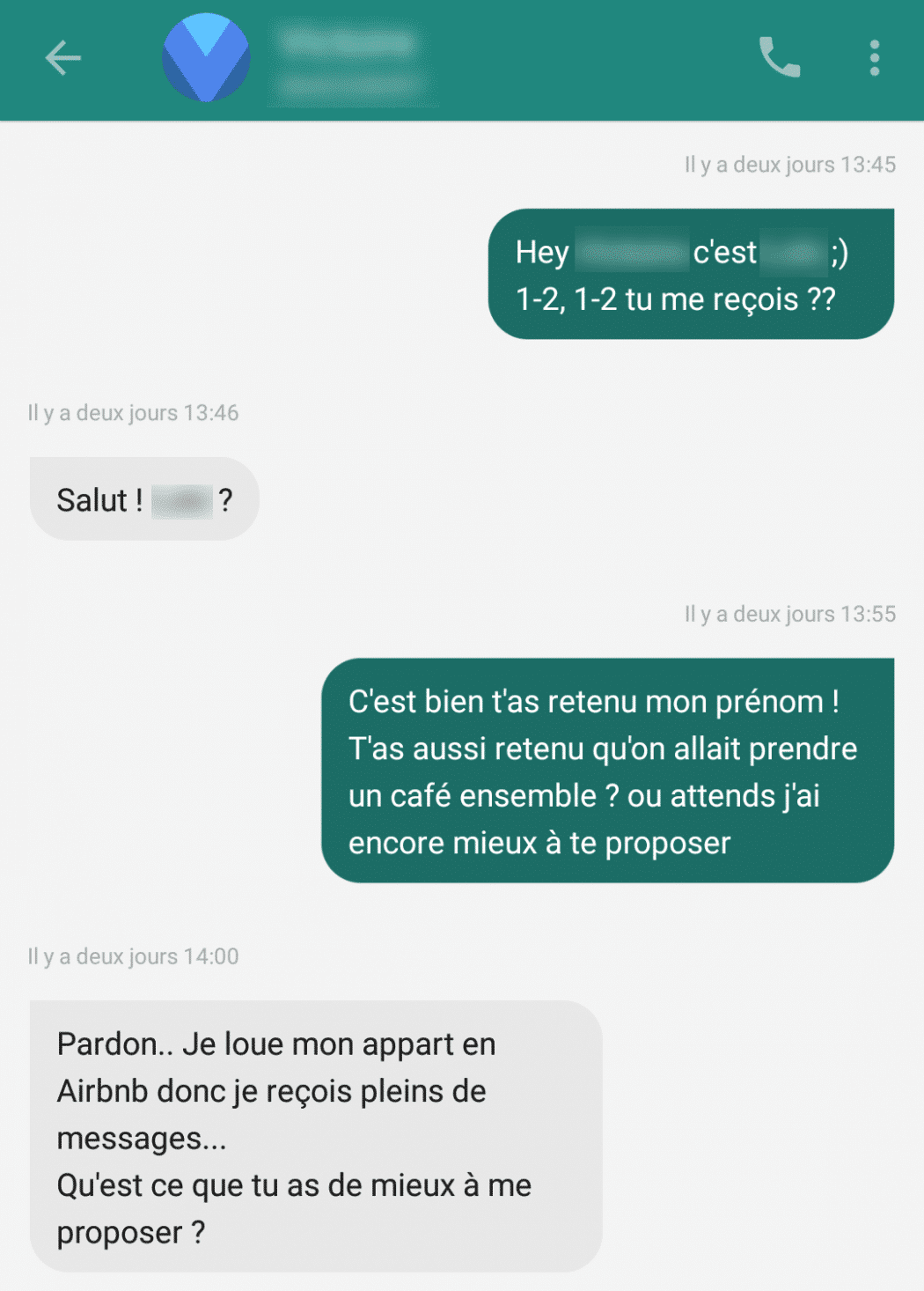 Technique de drague pour site de rencontre