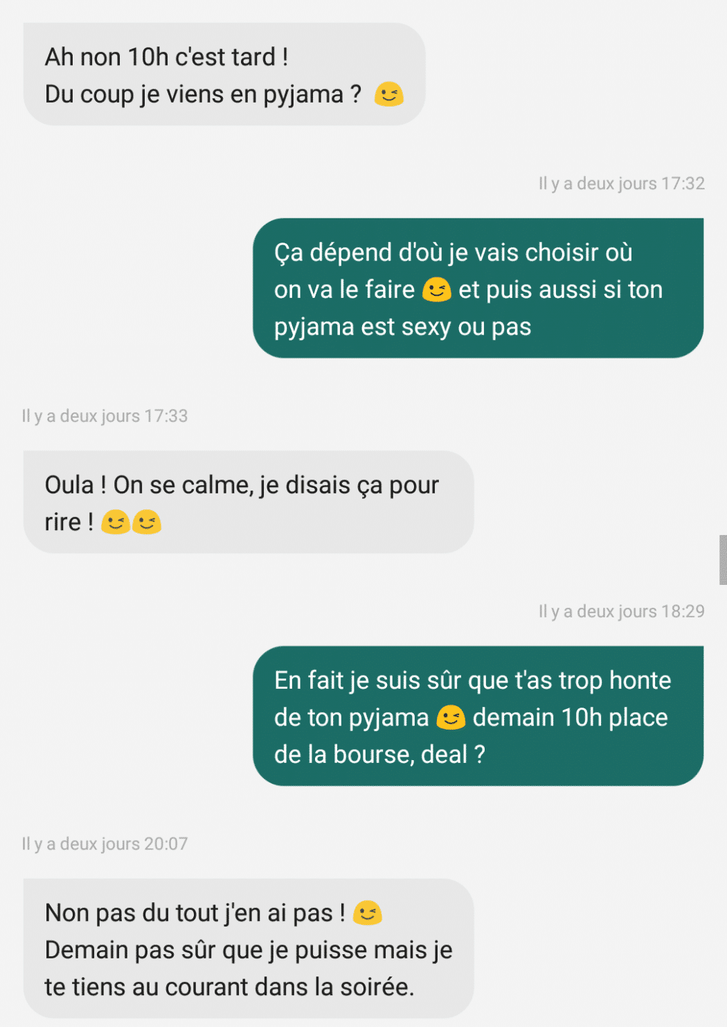 Comment faire tomber une fille amoureuse de toi par sms [PUNIQRANDLINE-(au-dating-names.txt) 45