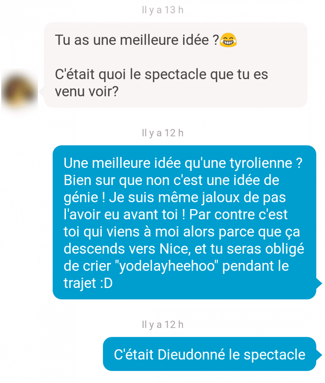 Comment sexualiser une discussion