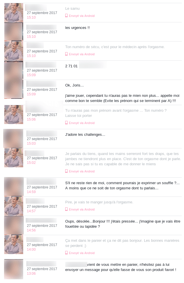 sexualisation