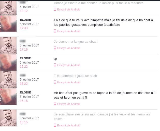 exemple conversation adopteunmec