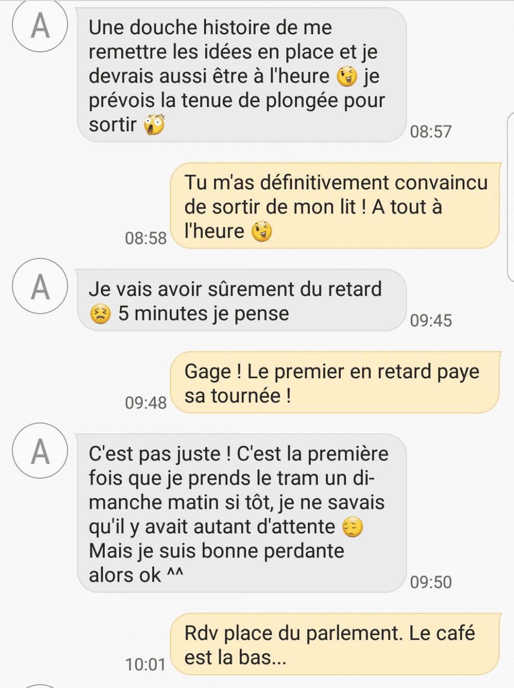 texto drague