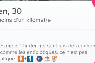 bio tinder