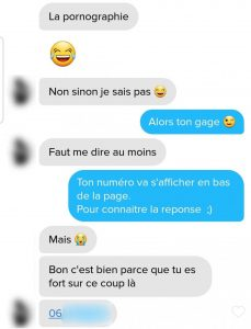 exemple conversation tinder sms