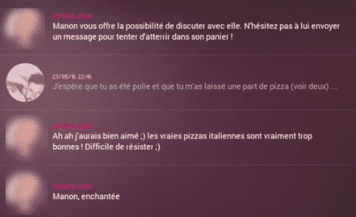 exemple premier message site de rencontre adopteunmec