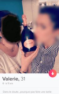 exemple profil fille tinder