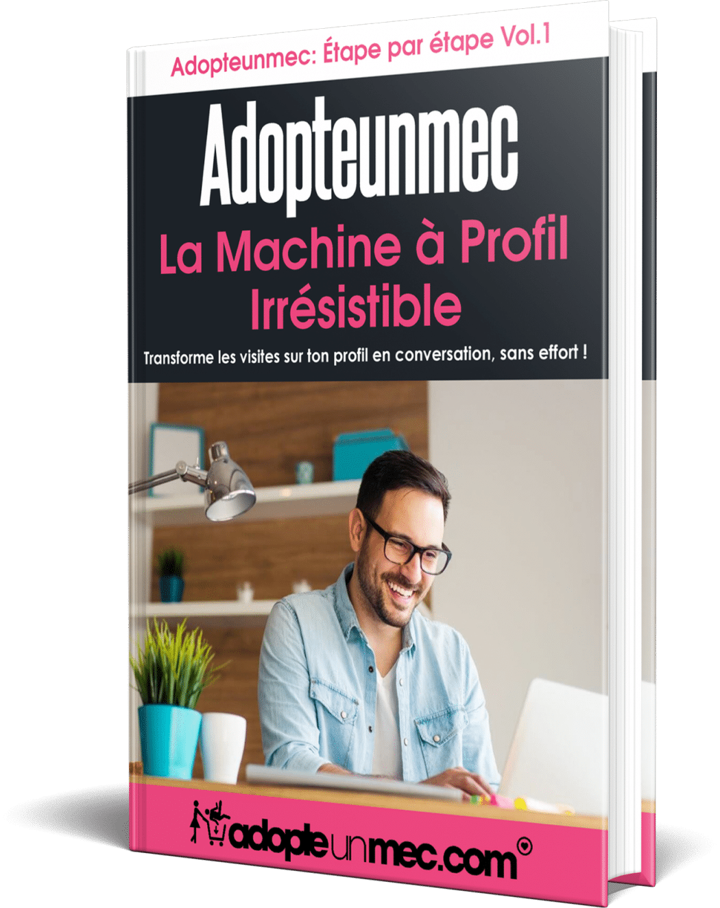 Ebook pour avoir un bon profil Adopteunmec