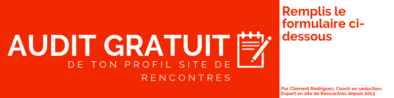 audit profil site de rencontre