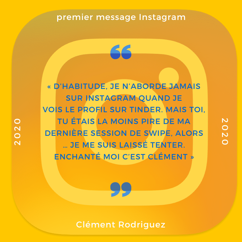 premier message instragram